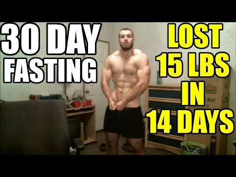 30-day-alternate-day-fasting-challenge- -day-14- -lost-15-pounds-in-14-days!!