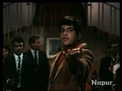 Ek Ek Ginwata Hoon - Manoj Kumar - Premnath - Beimaan - Bollywood Songs - Mukesh