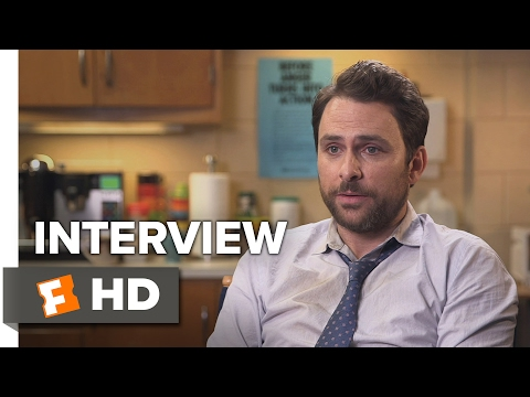 Fist Fight Interview - Charlie Day (2017) - Comedy