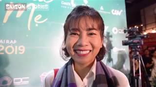 Mai Phương bất ngờ đi ra mắt phim Cát Phượng, Kiều Minh Tuấn; tươi tắn cùng Ốc Thanh Vân