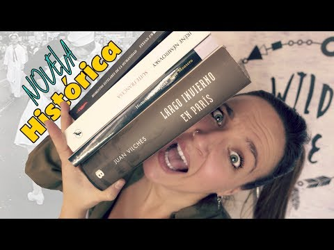 novelas-histÓricas-para-no-dejar-de-leer- -vero-blabla
