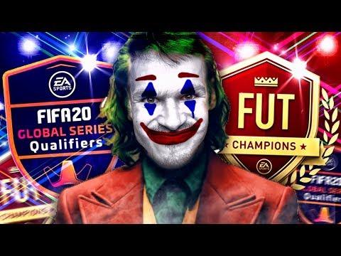 FIFA 20 : FUT CHAMPIONS QUALIFIER GEGEN DIE BESTEN EUROPAS !! 🔥🔥🔥