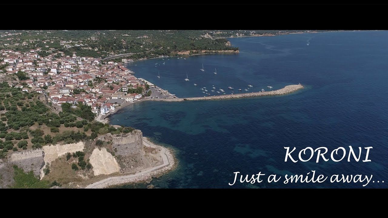 Koroni just a smile away