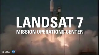 Daily Operations of Landsat 7