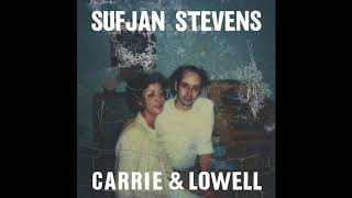 Sufjan Stevens Carrie Lowell indie folk singer songwriter MP3