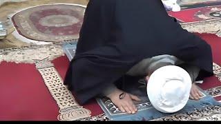 الشيخ محمد الاسدي أخطاء السجود في الصلاة مع تصحيحها