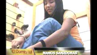 Manos Sanadoras: enfermos terminales sanan a través de imposición de manos