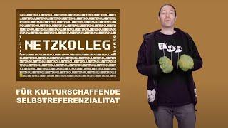 Netzkolleg für Kulturschaffende: Selbstreferenzialität und Meta (Bildung im Netz F12 K04)
