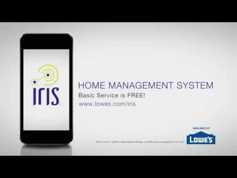Iris Home Management System From Lowes