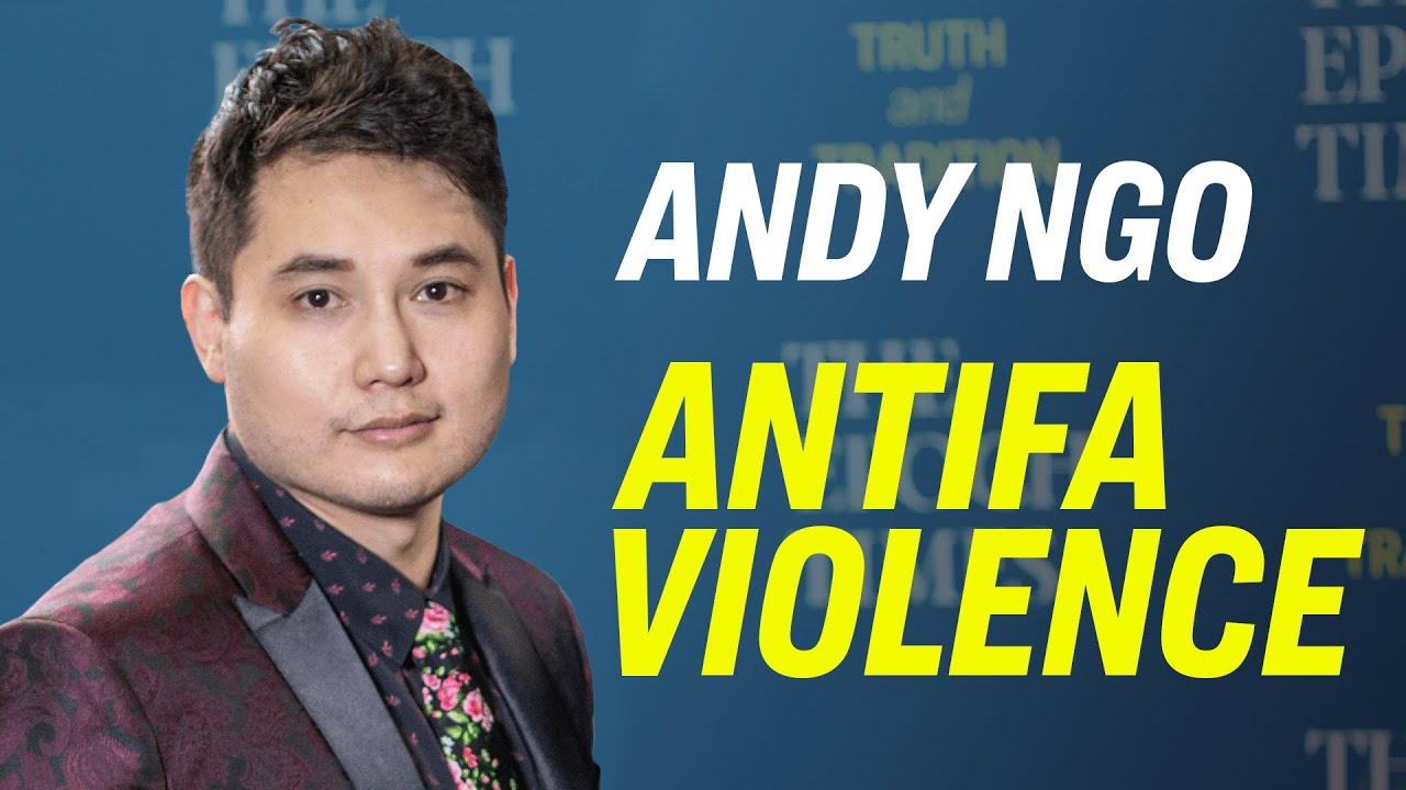Andy Ngo: Breaking Down Antifa Violence & Extremism [TPUSA Special] | American Thought Leaders