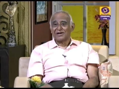 Dr V K Aatre, Former DG DRDO & Padma Vibhushan Awardee in Shubhodaya Karnataka | 04-10-2019