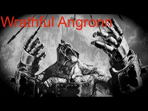 Sinner: Sacrifice for Redemption - Wrathful Angronn Boss Fight [1080p 60 fps] |
