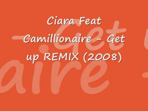 Ciara Feat Chamillionaire - Get up Remix (2008) Club Banger
