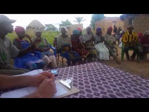 Life on the Farm: Gathering Data in Rural Angola