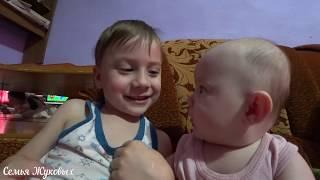 Мои помощники💪👦/Готовим🍴/Делаем уроки📚/Семья Жуковых
