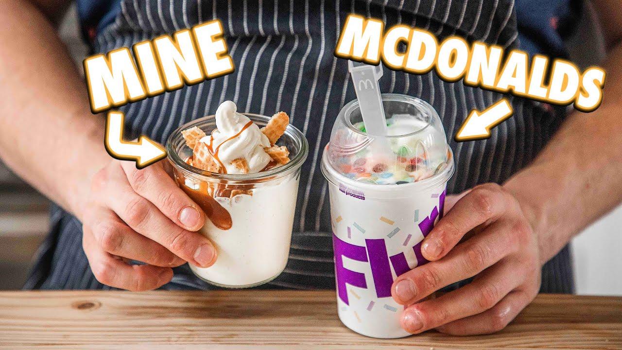 McDonald's McFlurry (But Better)