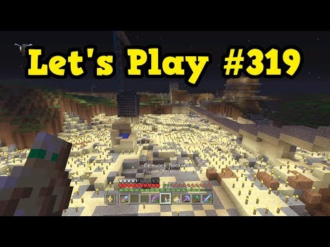 Minecraft Xbox Lets Play #319- NIGHT TIME WORLD TOUR