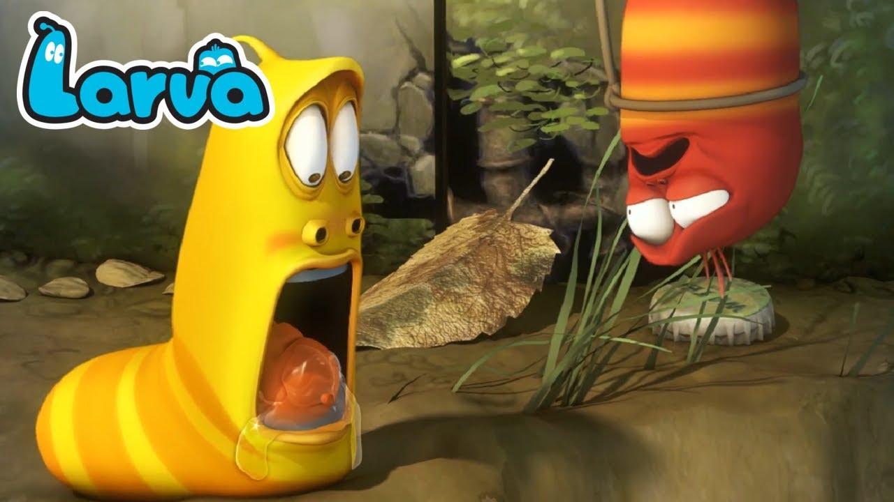 Larva Cartoon Full Movie   Larva Cartoon Full Episode 3   Cartoons For Children