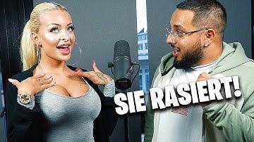 SONGS ERRATEN mit Katja Krasavice + MASHUP !! (Sie Rasiert😋)
