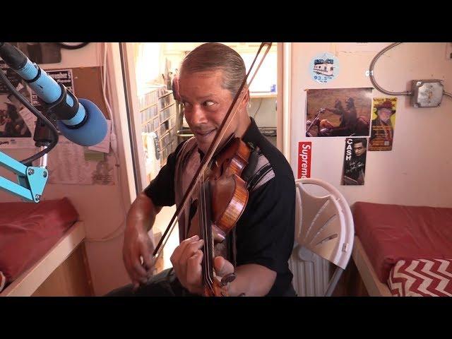 Virtuoso Violinist Odin Rathnam Explains Polyphony on Suite Melodies Radio Show