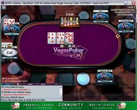 Nl poker strategy