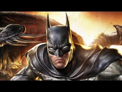 ТОП-5 игр про Бэтмена