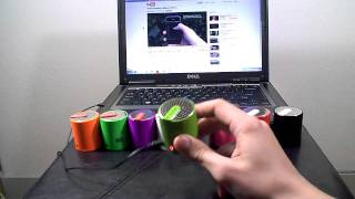 Muse Mini Portable Speaker - Hunting Calls