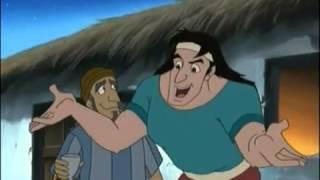 Samson and Delilah - (2/5) (Animated)