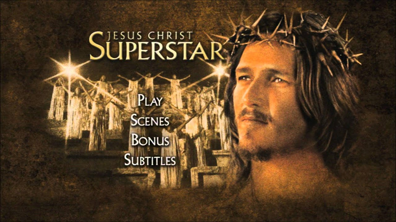 Jesus Christ Superstar - UK DVD Menu