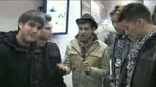 Menudo Daily News Food Drive Interview