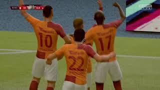 FIFA19 Galatasaray vs Beşiktaş Derbi PS4 Pro 4K UHD