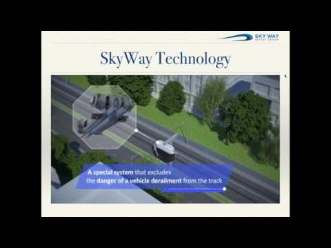 #SkyWay. Introduction to the SkyWay Technology Once in a lifetime opportunity (09.05.2017)