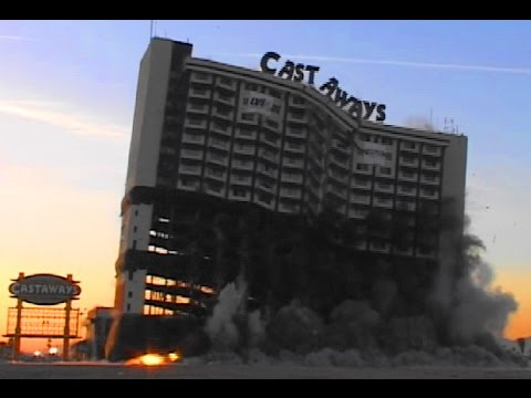 Castaways Hotel – Controlled Demolition, Inc.
