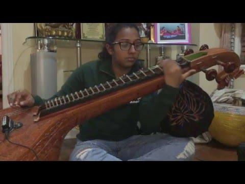 Yeya En Kottikara- Papanasam (Veena Cover)