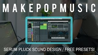 DJ Snake Major Lazer Serum Sound Design Tutorial + Free Presets!