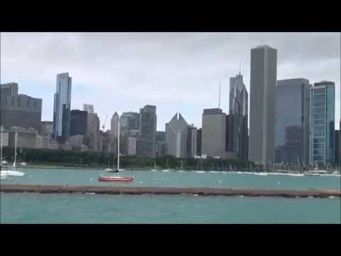 Heading East to the Midwest (Pt. 106) - Chicago: Wendella Lake Michigan Cruise