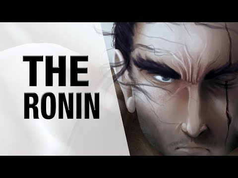 The Ronin – Speed Painting (#Photoshop)