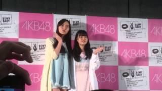 2016年5月7日 AKB48 唇にBe My Babyフォトセッション& 囲み取材大会 in ...