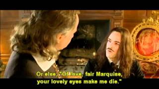Moliere - The Language of Love or The Love of Language?