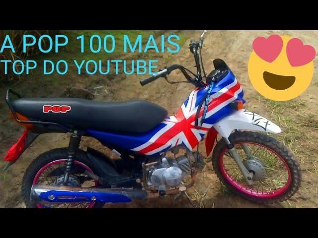 Pop 100 equipada