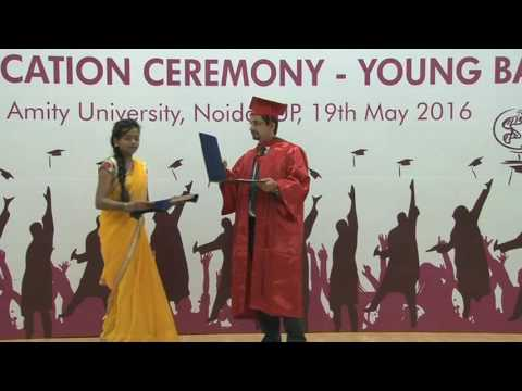 Axis Bank Young Bankers Program Convocation 2016, Part 3/5