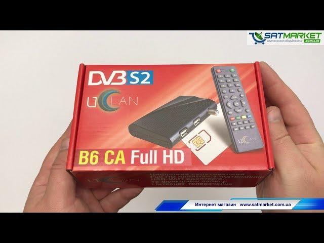 Видео обзор uClan B6 CA Full HD (U2C)