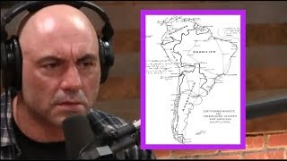 Joe Rogan - Nazi Colonies in South America?