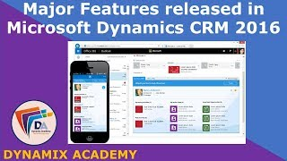 Microsoft Dynamics CRM 2016 Overview   microsoft dynamics crm tutorial for beginners