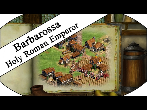 HOLY ROMAN EMPEROR Pt.2/2 - Let's Play Age of Empires II HD - Barbarossa Campaign!