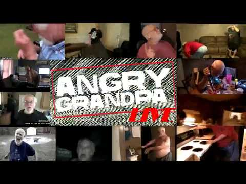 Angry Grandpa Returns To Twitch!