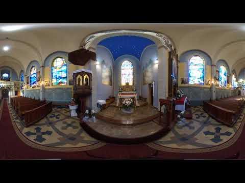 #Świnoujście - Parafia Gwiazdy Morza - #Świnoujście360