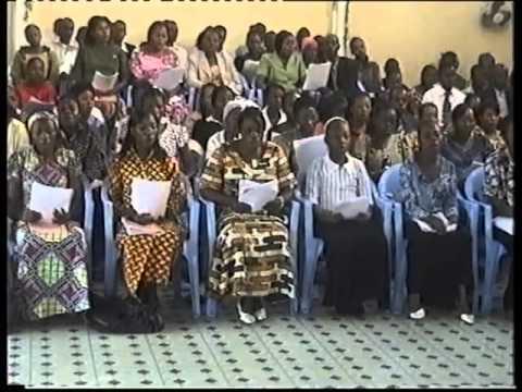 La chorale de Kinshasa - 30/06/2009