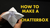 How to make a chatterbox youtube 510 pronofoot35fo Images