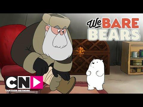 Вся правда о медведях   Арктические охотники   Cartoon Network